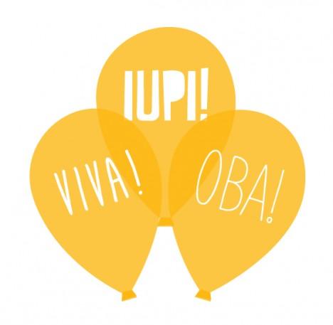 Bexiga Amarela Viva Oba Iupi