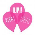 Bexiga Pink Viva Oba Iupi
